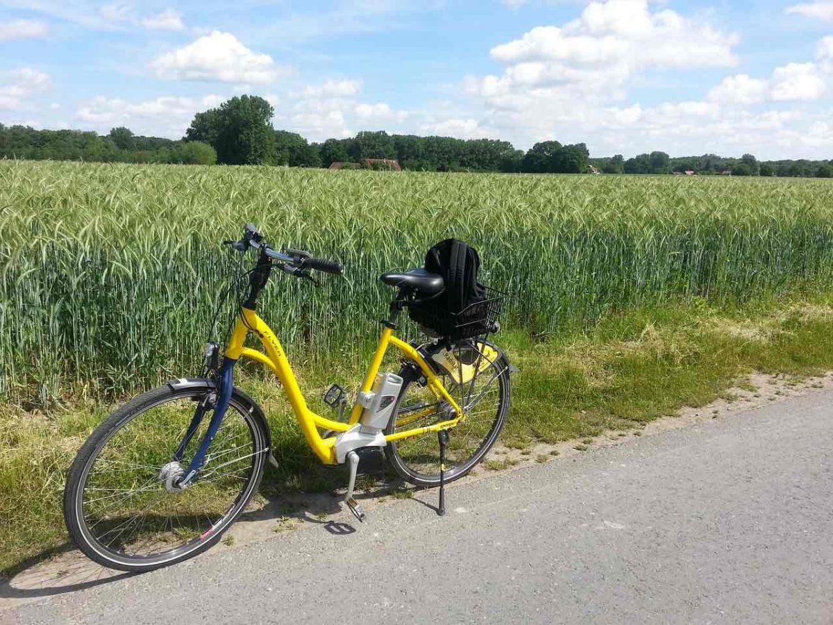 Elektrische fiets test